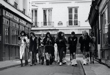 Chanel ile Kayak Tatili: Sonbahar/Kış 2021