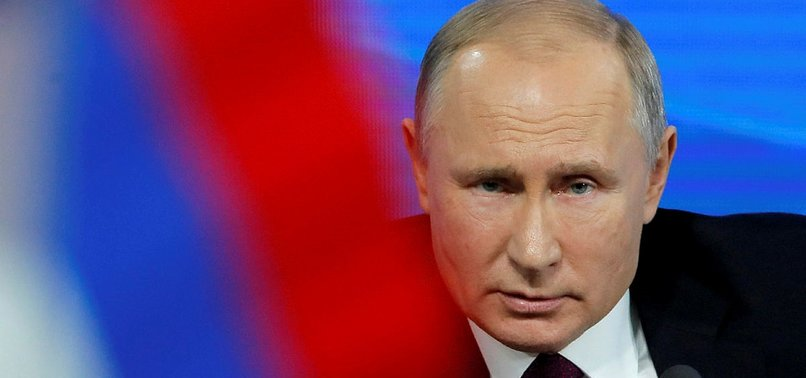 PUTIN WARNS RUSSIAS VIRUS OUTBREAK COULD GET WORSE