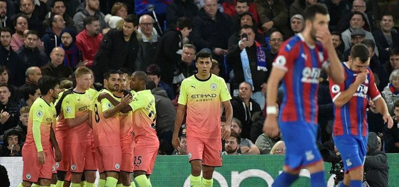 CITYS PUNCHY ONE-TWO SENDS PALACE REELING