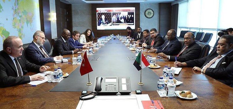 TURKEY, SUDAN EYE COOPERATION IN INDUSTRY, TECHNOLOGY