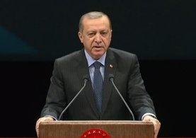 Cumhurbaşkanı Recep Tayyip Erdoğan: Bu işi kökünden kazıyacağız