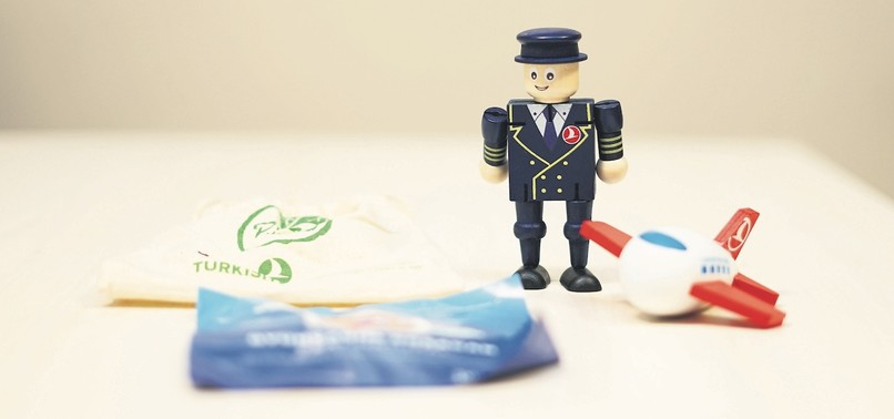 TURKISH AIRLINES DISTRIBUTES HEALTHIER TOYS