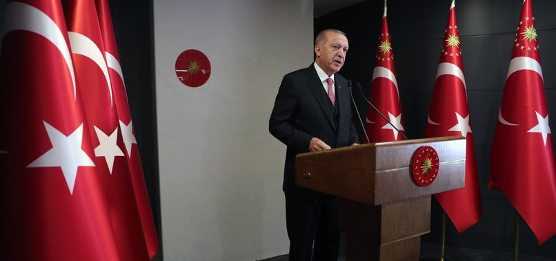 TURKEY NOT TO TOLERATE TERRORIST HARASSMENT IN IDLIB SAFE ZONE: ERDOĞAN