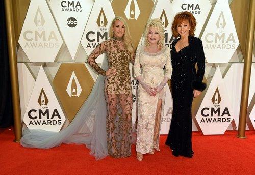53. Country Müzik Ödülleri güzellik görünümleri