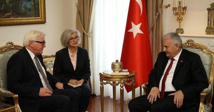 Başbakan Binali Yıldırım'dan önemli açıklama