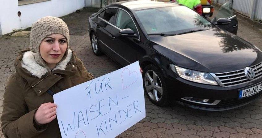 Dehşeti yaşadığı otomobili sattı