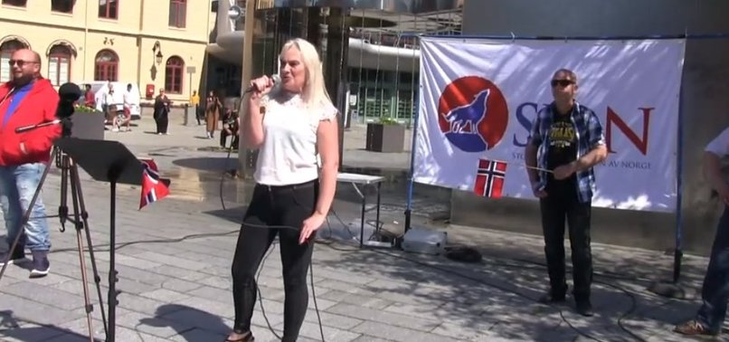 FAR-RIGHT EXTREMISTS INSULT MUSLIMS, HARM ISLAMIC HOLY BOOK IN OSLO