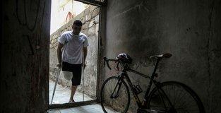 Israeli firing causes Gazan awarded by Erdoğan to lose his leg