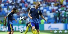 Sweden hit by stomach bug before Germany game