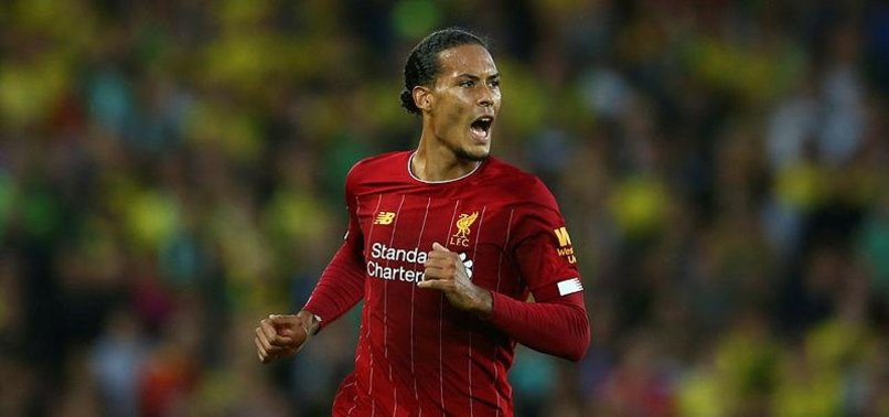 LIVERPOOL DEFENDER AMONG NOMINEES FOR UEFAS TOP AWARD