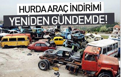 OTOMOTİV SEKTÖRÜ 'VERGİ DESTEĞİ' İSTİYOR!