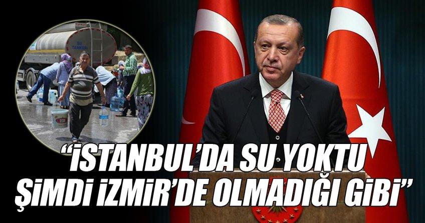 Erdoğan Külliye'de gençleri ağırladı