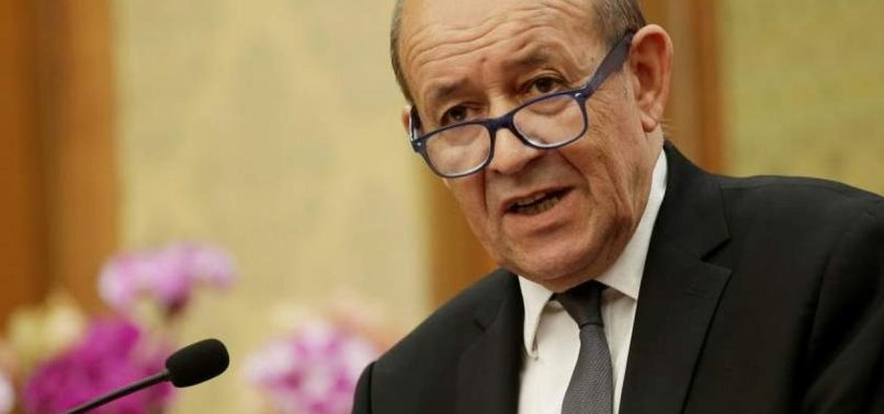 FRENCH FM SAYS STILL LOTS TO WORK OUT TO SAVE IRAN NUCLEAR DEAL