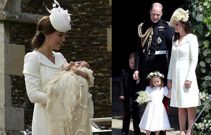 Prens Harry ve Meghan Markle, peri masalı gibi bir düğünle evlendi. Cambridge Düşesi Kate Middleton'ın düğünde giydiği kıyafet ise olay oldu.