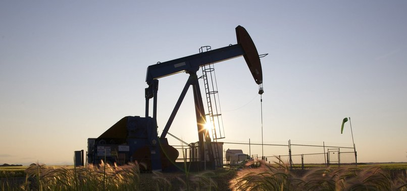 OIL PRICES UP AS US SANCTIONS VENEZUELAN OIL FIRM