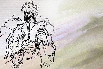 Yaşar Kemal ve Abidin Dino'nun bilinmeyen eseri