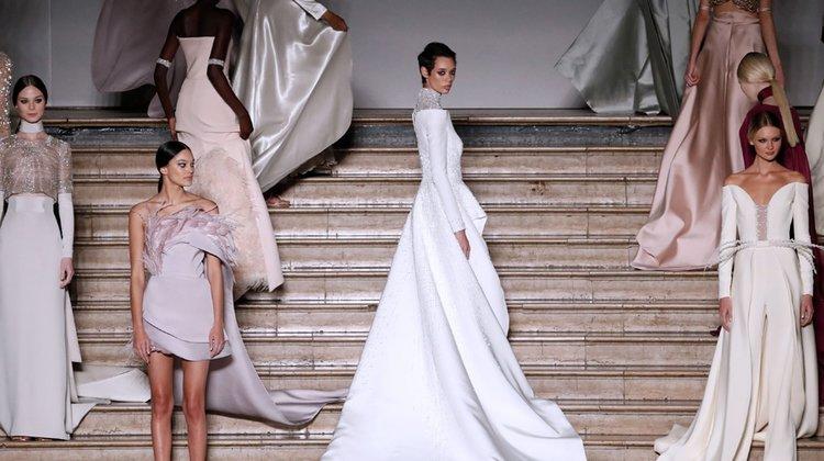 Antonio Grimaldi Haute Couture İlkbahar/Yaz 2020