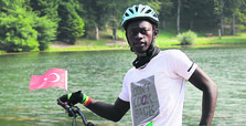 Senegalese student goes on Turkey tour