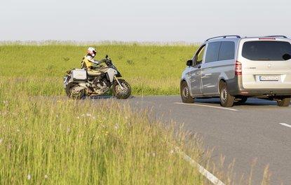 Bosch'tan motosiklet sürücüleri için 'dijital zırh'