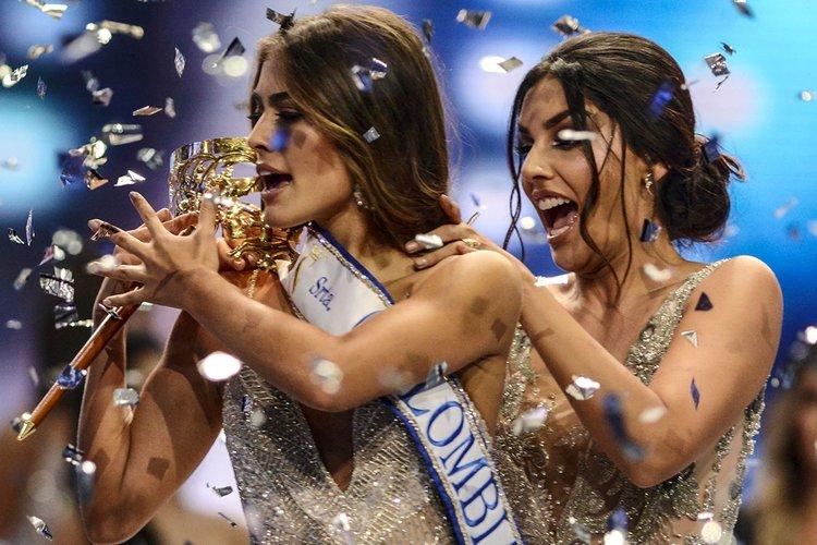 Valeria Morales, 2018 Kolombiya güzeli seçildi