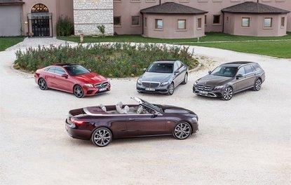 Mercedes-Benz Türk, yeni E-Serisinin tüm üyelerini görücüye çıkardı