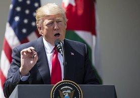 Trump: Esed rejiminin iğrenç faaliyetlerine müsade edilemez