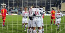 Turkey wraps up best ever Euro qualifying campaign