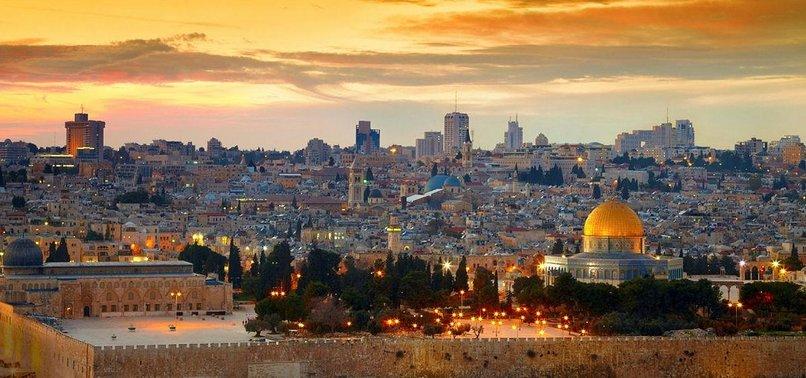 PALESTINIANS BLAST ISRAELI CALL TO CHANGE AQSAS STATUS