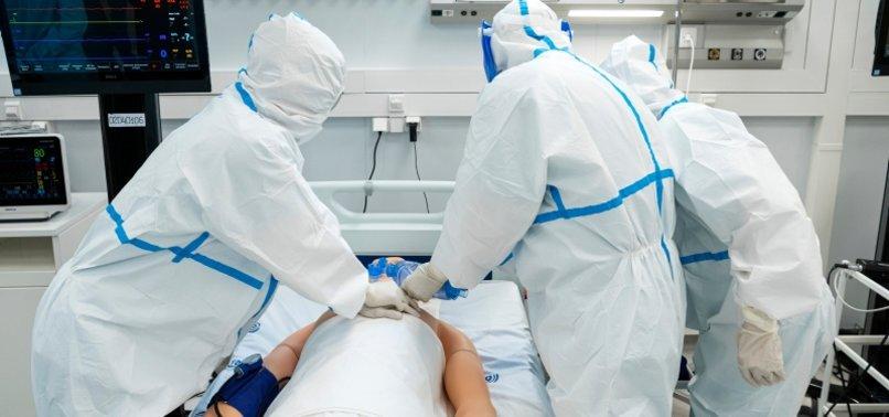 GLOBAL DEATH TOLL FROM CORONAVIRUS PANDEMIC SURPASS 325,000