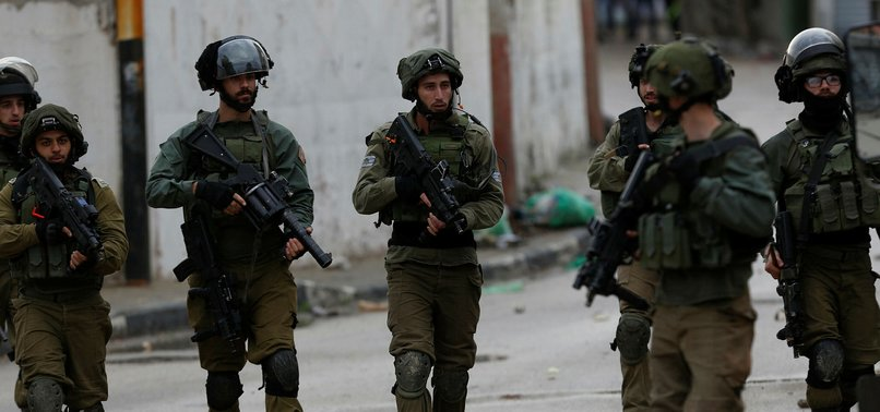 ISRAEL ARRESTS 18 PALESTINIANS IN WEST BANK RAIDS