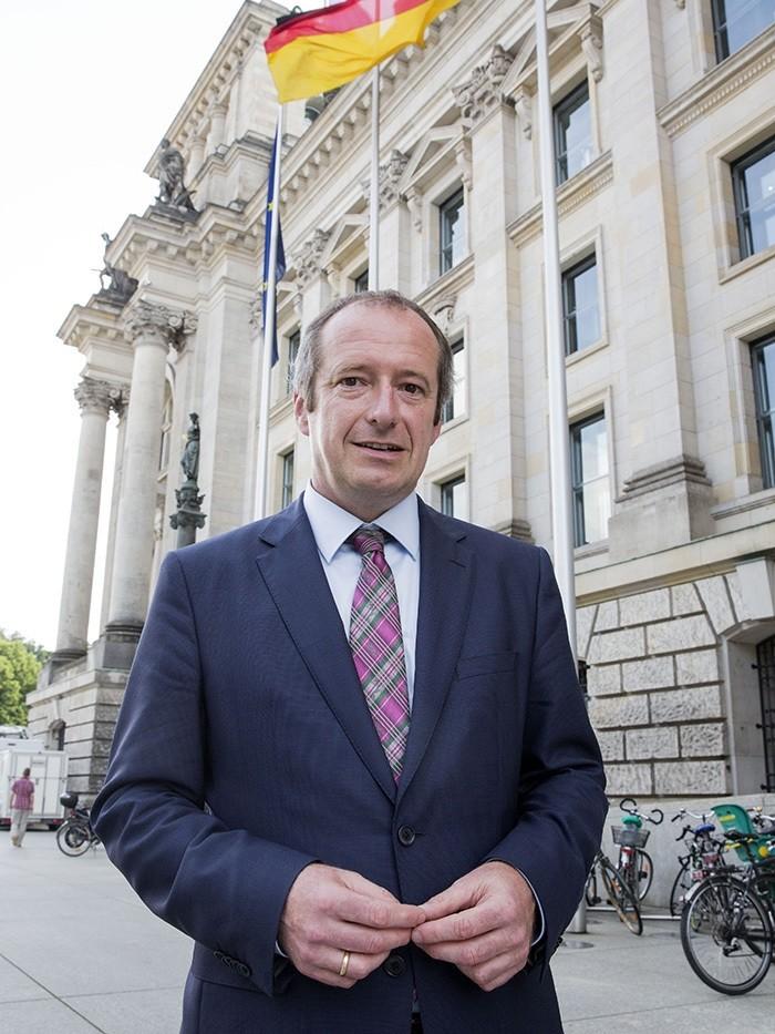 Oliver Wittke (AA Photo)