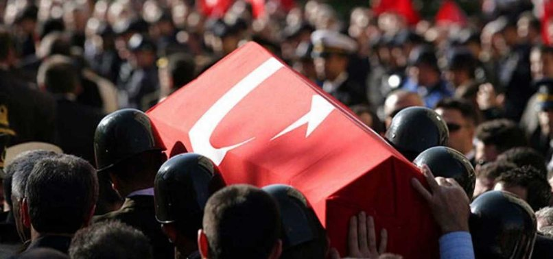 TURKISH SOLDIER SUCCUMBS TO WOUNDS AT ANKARA HOSPITAL