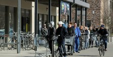 Germany's daily virus count remains near record
