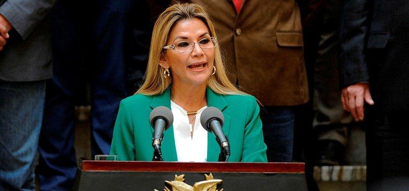 BOLIVIAS PRESIDENT ANEZ HAS TESTED POSITIVE FOR CORONAVIRUS