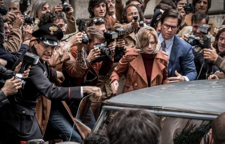 """Ridley Scott'ın yönettiği """"Dünyanın Bütün Parası"""" 23 Şubat cuma günü vizyona giriyor."""