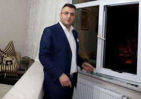 Gazeteci Cem Küçük'ün Güngören'deki evine silahlı saldırı