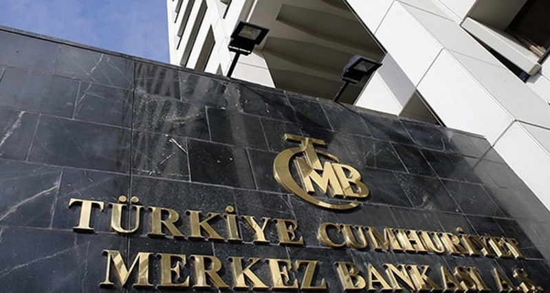 Turkey's Central Bank headquarters is seen in Ankara January 24, 2014. (Reuters Photo)