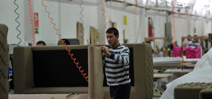 SOLID SHOWING IN TURKISH FURNITURE EXPORTS DESPITE VIRUS