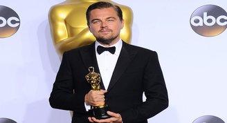 Leonardo DiCaprio Oscarı iade etti!