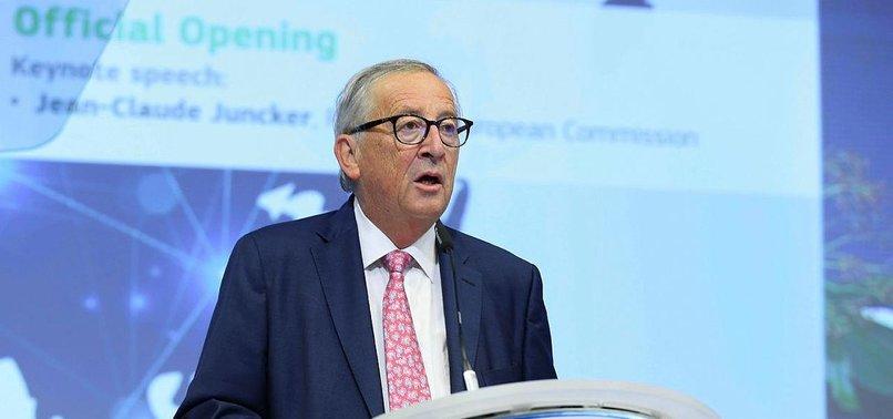 NO-DEAL BREXIT WOULD BE UK'S FAULT, SAYS EUS JUNCKER