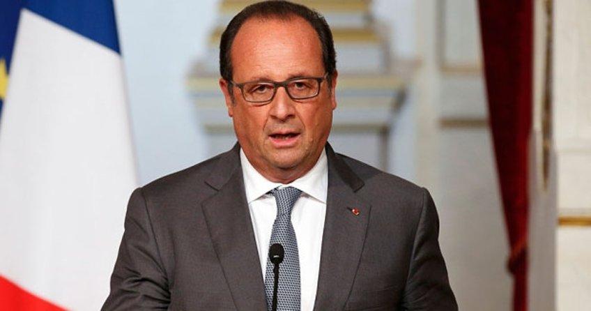 François Hollande: Türkiye'ye ihtiyacımız var