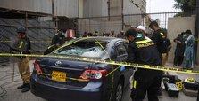 Gunmen attack Pakistani stock exchange, six killed - police