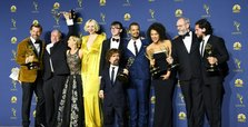 'Game of Thrones' takes top prize at Emmys