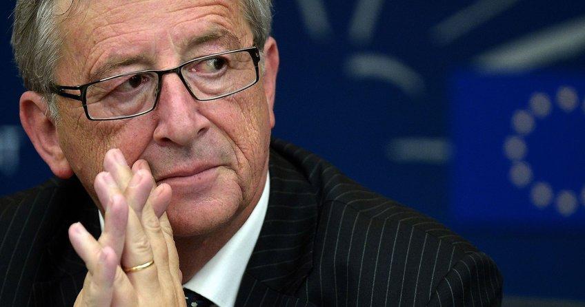 AB Komisyonu Başkanı: Krizdeyiz