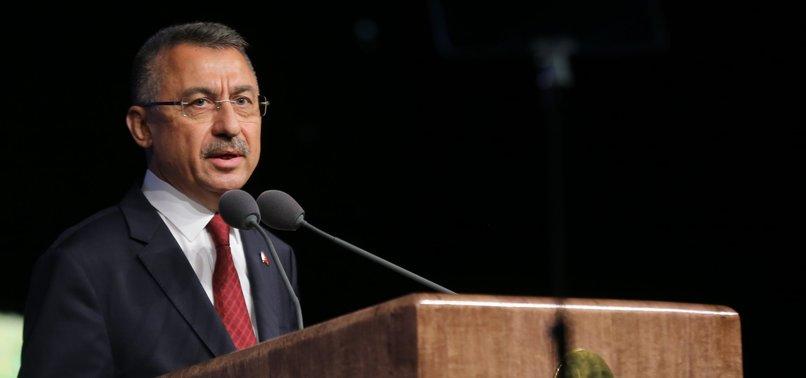 TURKISH VP URGES UNITY AGAINST ISLAMOPHOBIA