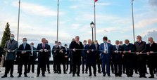 Turkey inaugurates Democracy and Liberties Island