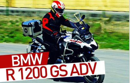 Motosiklet · BMWR1200 GS ADV
