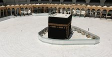 1 Saudi detained after car crashes into Mecca's Grand Mosque