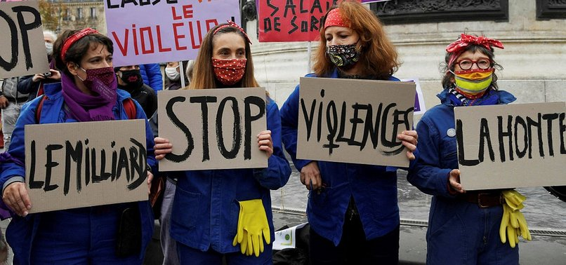 COVID-19 OUTBREAK TRIGGERS VIOLENCE AGAINST WOMEN