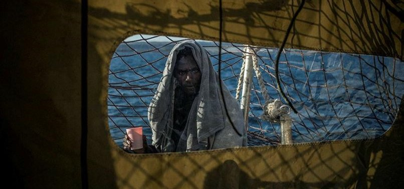 INT'L AID BODY SLAMS EU FOR NOT ALLOWING RESCUE SHIP